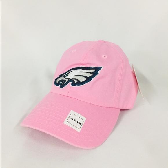 c5cbe181ce0 Philadelphia Eagles Pink adjustable hat !